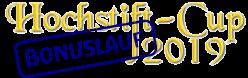 Hochstiftcup 2019 - Bonuslauf